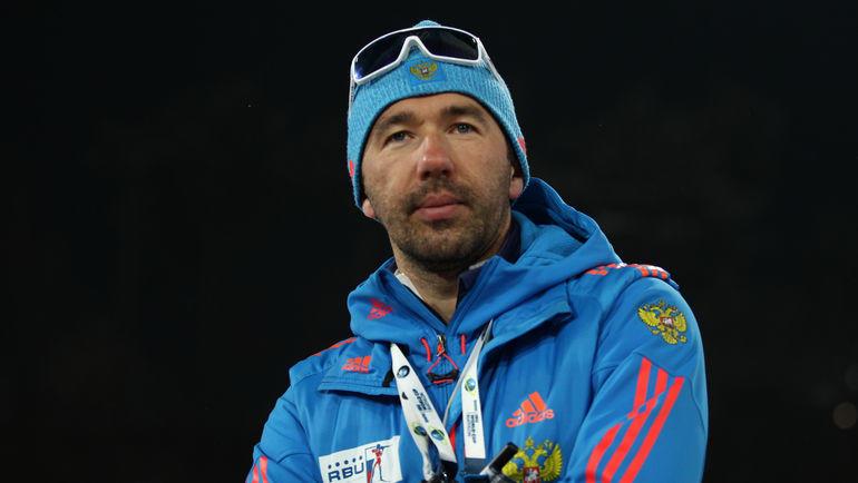 Старший тренер женской сборной России Виталий Норицын. Фото Андрей Аносов