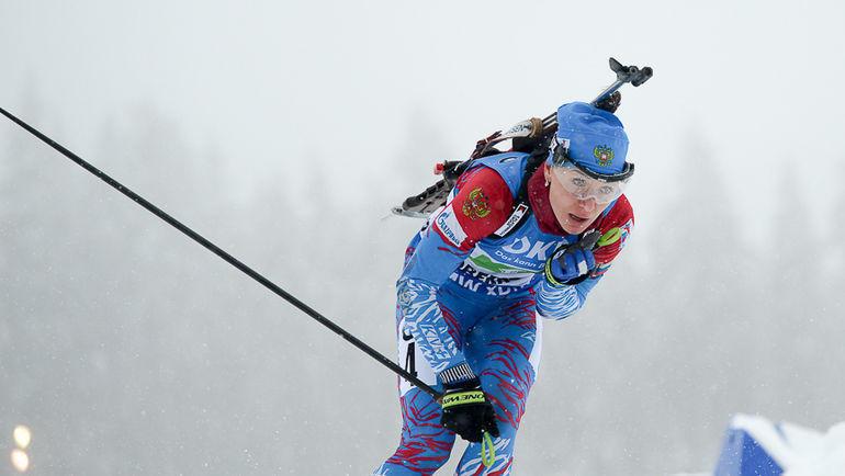 Маргарита Васильева. Фото Союз биатлонистов России/biathlonrus.com