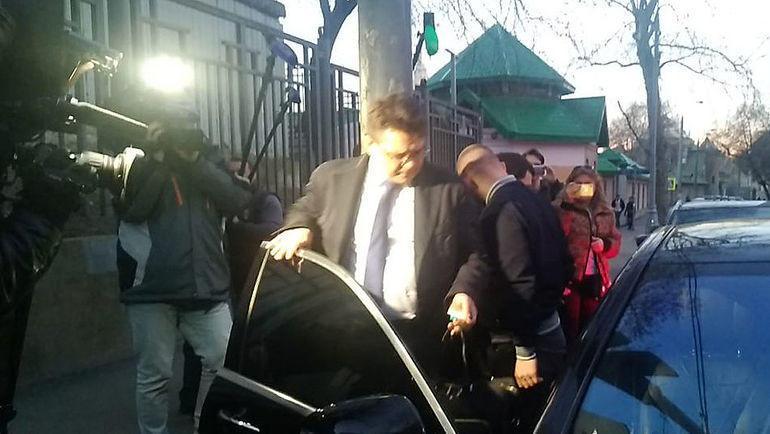 "17 апреля. Москва. Сергей Гайсин. Фото ""СЭ"""