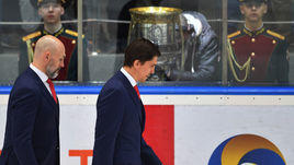 Кубок ценой в несколько килограммов родия. ЦСКА идет к нему несколько лет