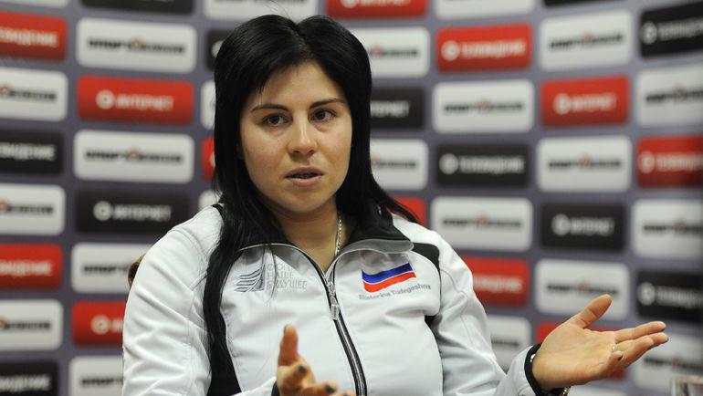 Екатерина Тудегешева. Фото Никита Успенский.