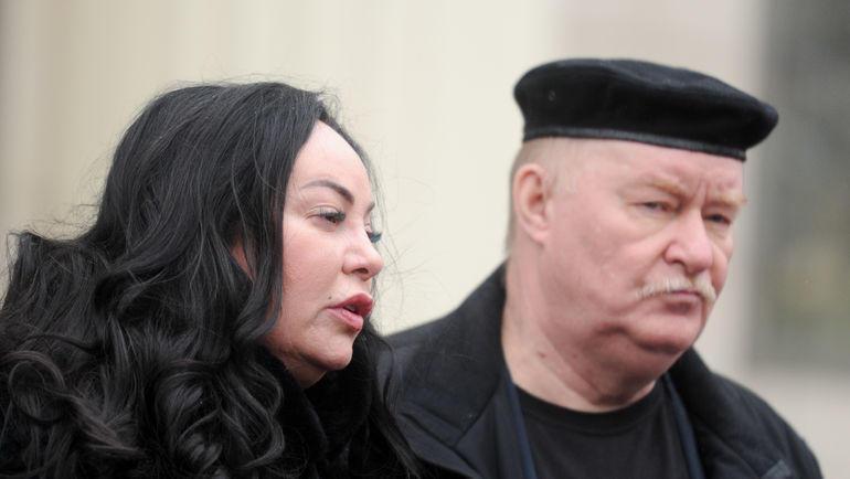 """Андрей Ромашов (справа) и Татьяна Стукалова. Фото Дарья Исаева, """"СЭ"""""""