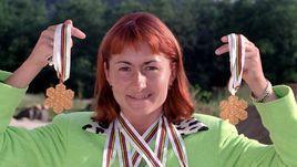 Елена Вяльбе: кадры спортивной биографии в день рождения