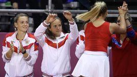 Две Насти – две победы. Россия ведет у Италии в Кубке федерации