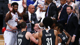 Плей-офф НБА начался с рекорда и драки: горячая десятка