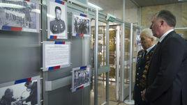 Выставка, посвященная спортсменам-армейцам, открылась в ОКР