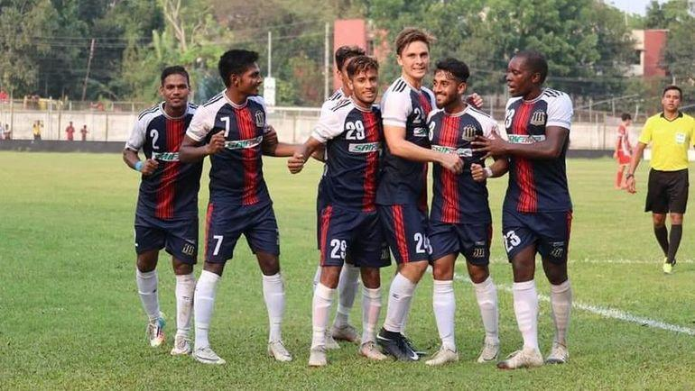 Футбол чемпионат бангладеша таблица