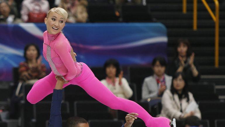 Алена Савченко. Фото Reuters