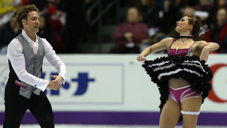 Натали Пешала (справа). Фото Reuters