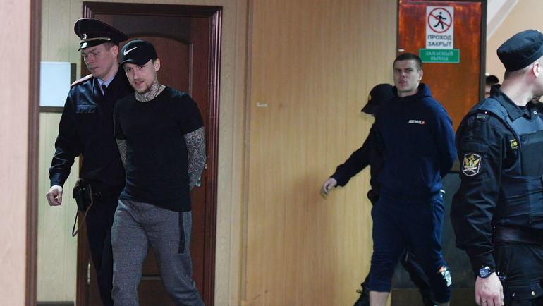 """Павел Мамаев и Александр Кокорин. Фото Александр Федоров, """"СЭ"""""""