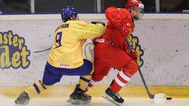 23 апреля. Швеция. Эрншельдсвик. Россия U-18 – Швеция U-18 – 0:3. Россиянам не удалось справиться со шведами.