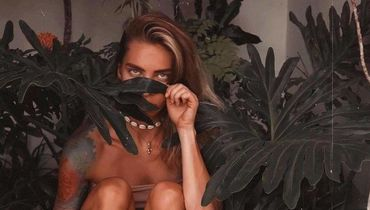 Российская скелетонистка бомбит жаркими фото из отпуска
