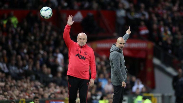 Манчестер юнайтед футбол мании