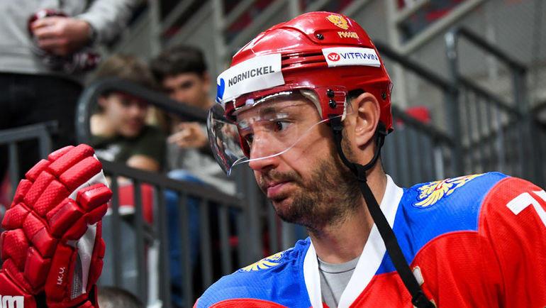 Илья Ковальчук. Фото ФХР