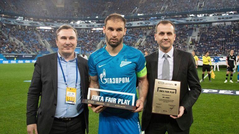Павел Суворов, Бранислав Иванович и Александр Егоров.