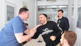 Бабаев, Зюзин, Бердин и Панин. Хоккейный онлайн в
