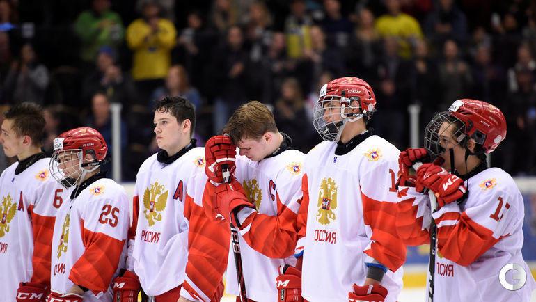 28 апреля. Эрншельдсвик. Швеция-U18 - Россия-U18 - 4:3 ОТ. Наша команда не играла в финале ЮЧМ с 2009 года.