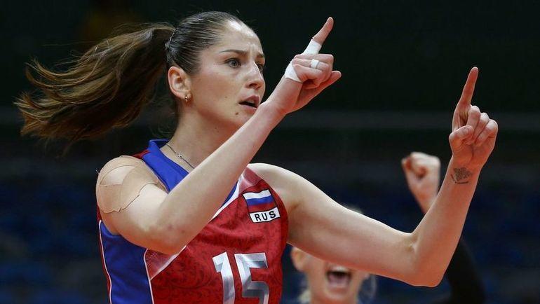 Татьяна Кошелева. Фото REUTERS