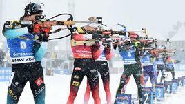 В биатлонную сборную взяли лыжника. Он занимал места во второй сотне