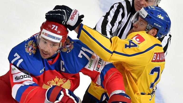 Сборная России решает судьбу плей-офф на Чемпионате Мира.
