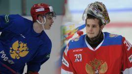 Николай Прохоркин и Игорь Шестеркин.