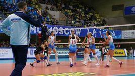 """Московское """"Динамо"""" в четвертый раз подряд выиграло чемпионат России среди женщин."""