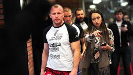 Сильное интервью со Шлеменко. Про Сталина, Емельяненко и пояс в UFC