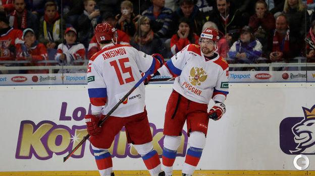 5 мая. Брно. Чехия - Россия - 1:4. Фото Reuters