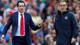 В Лиге Европы - английский финал? Эмери и Сарри идут навстречу друг другу