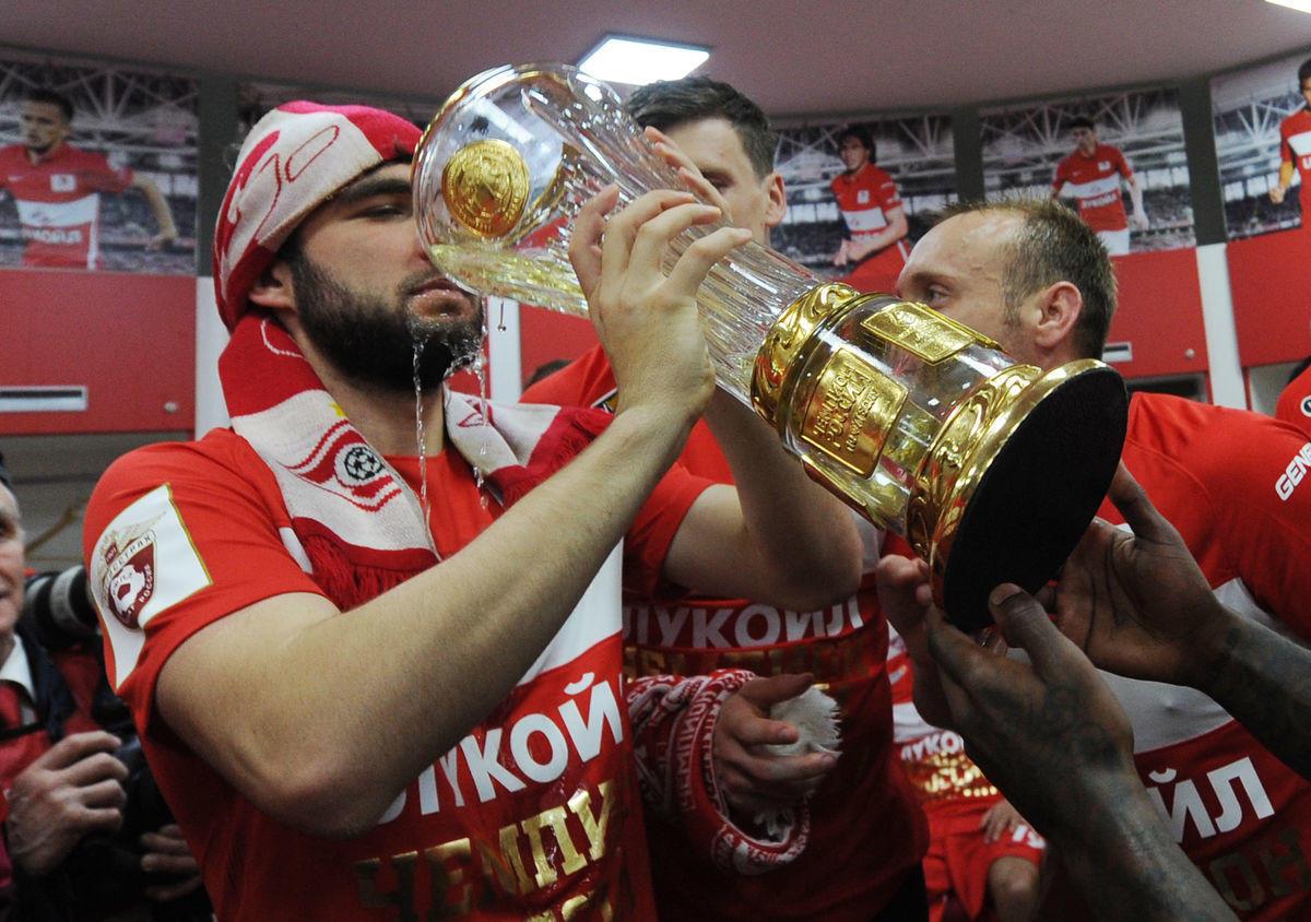 """Георгий Джикия: """"Чемпионство не надо помнить. Его надо повторить"""""""