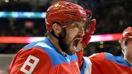 Александр Овечкин едет в Словакию за своим четвертым золотом чемпионатов мира.