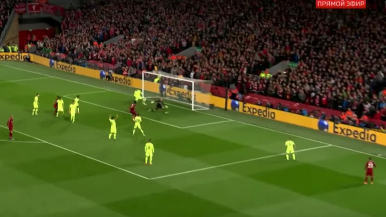 """Кошмарная ошибка, выбившая """"Барселону"""" из Лиги чемпионов. Как это было"""
