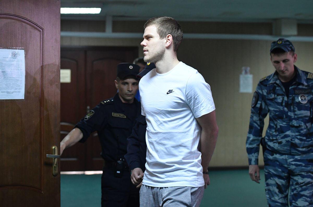Кокорин и Мамаев приговорены к заключению в колонии!