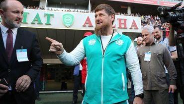 Кадыров заговорил о больших проблемах в российском футболе