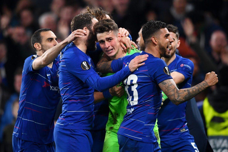 Англия завоевала Европу
