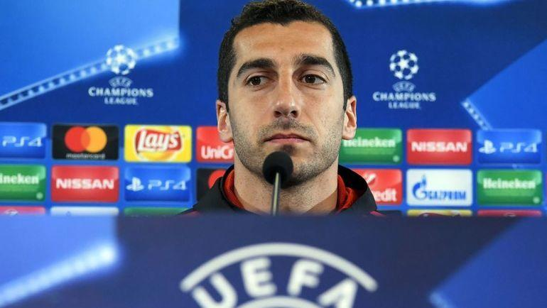 Мхитарян может пропустить финал Лиги Европы в Баку из-за политики. Подробности