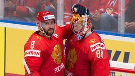 Россия начала чемпионат мира с победы