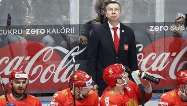 Первый серьезный матч для России