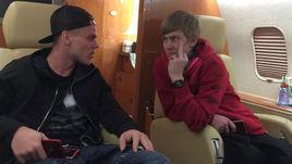 Кирилл (справа) и Александр Кокорины.