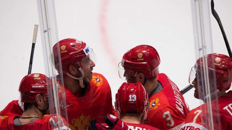Сборная России: четвертый матч ЧМ-2019 после трех побед. Фото AFP