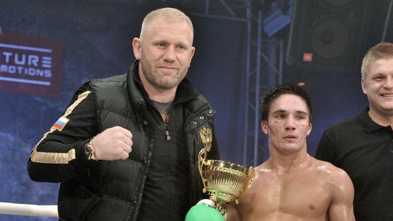 Александр Харитонов (слева). Фото Алексей Иванов