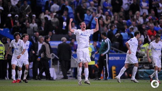 14 мая 2008 года. Манчестер.