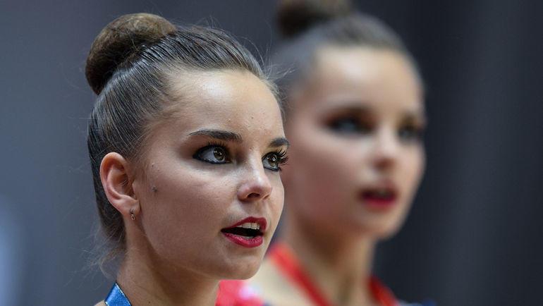 """Дина (слева) и Арина Аверины. Фото Дарья Исаева, """"СЭ"""""""