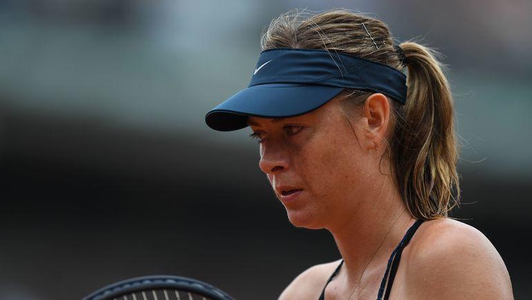 Шарапова пропустит Roland Garros, но обещает вернуться