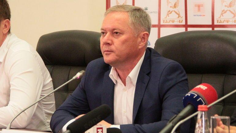 Ильгиз Фахриев. Фото Александр Волгин