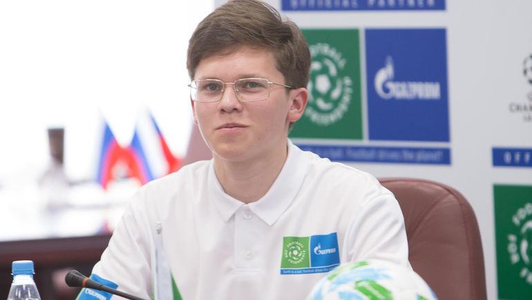 Альберт Зиннатов.