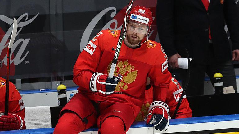 Евгений Кузнецов. Фото ФХР