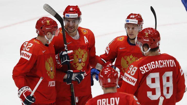 Евгений Кузнецов (слева). Фото REUTERS