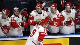 Пятая победа. Россия обыграла Латвию