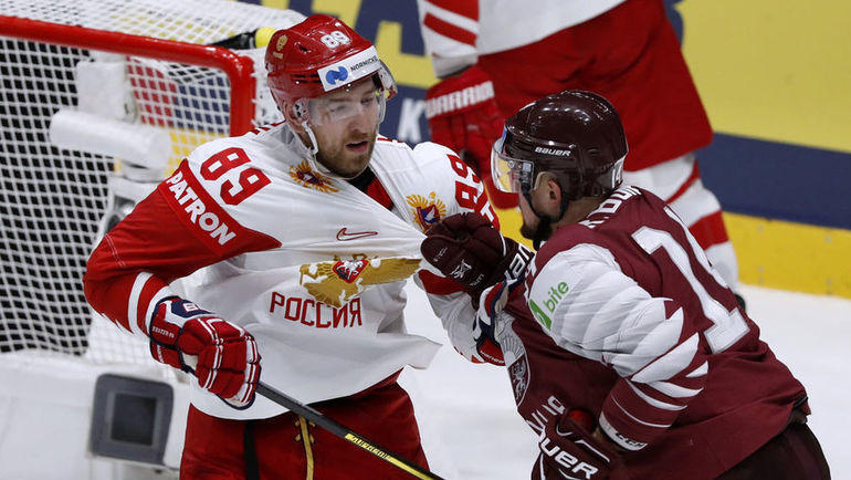 Никита Нестеров. Фото REUTERS